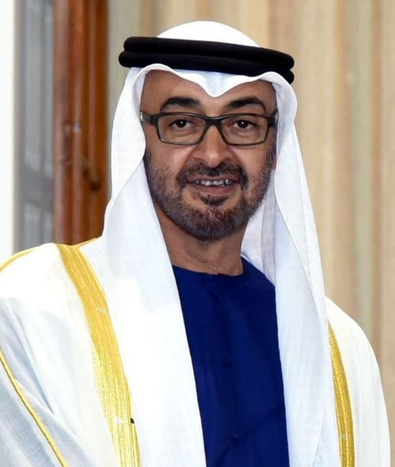 Sheikh Mohammed bin Zayed Al Nahyan